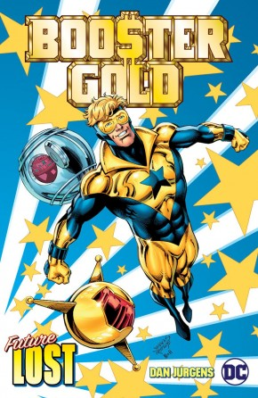 BOOSTER GOLD FUTURE LOST HARDCOVER
