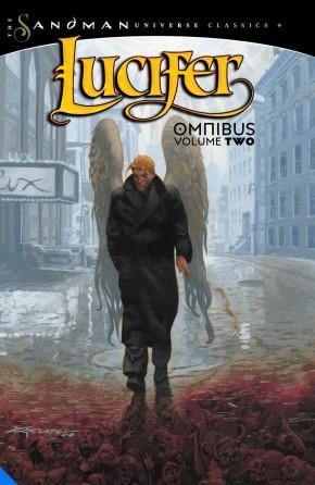 LUCIFER OMNIBUS VOLUME 2 HARDCOVER