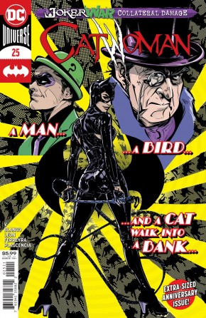 CATWOMAN #25 (2018 SERIES)