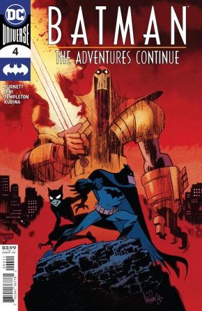 BATMAN THE ADVENTURES CONTINUE #4