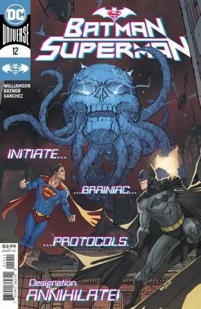 BATMAN SUPERMAN #12 (2019 SERIES)