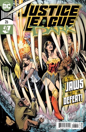 JUSTICE LEAGUE DARK #26 (2018 SERIES)