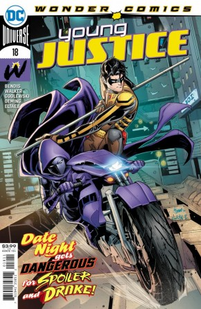 YOUNG JUSTICE #18 (2019 SERIES)