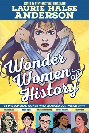 WONDER WOMEN OF HISTORY GRAPHIC NOVEL