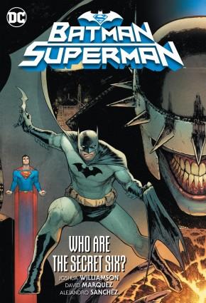 BATMAN SUPERMAN VOLUME 1 WHO ARE THE SECRET SIX GRAPHIC NOVEL