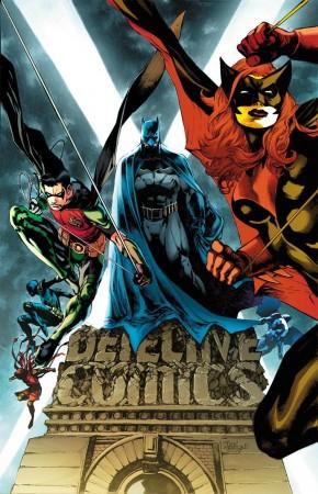 BATMAN RISE AND FALL OF THE BATMEN OMNIBUS HARDCOVER