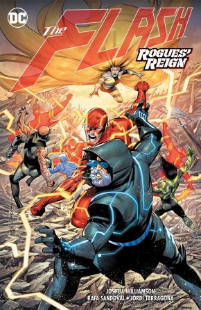 FLASH VOLUME 13 ROGUES REIGN GRAPHIC NOVEL