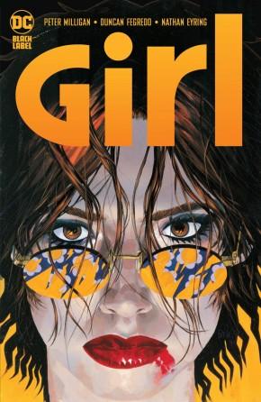 GIRL GRAPHIC NOVEL