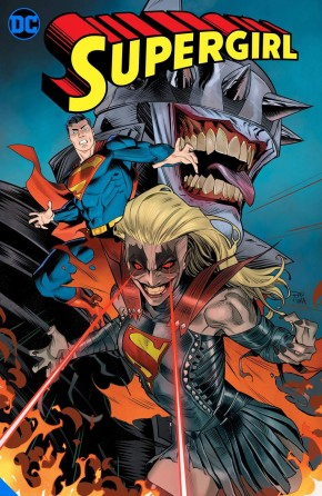 SUPERGIRL VOLUME 3 INFECTIOUS GRAPHIC NOVEL