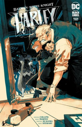 BATMAN WHITE KNIGHT PRESENTS HARLEY QUINN #2 MATTEO SCALERA VARIANT