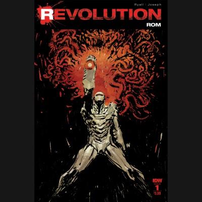 ROM REVOLUTION #1