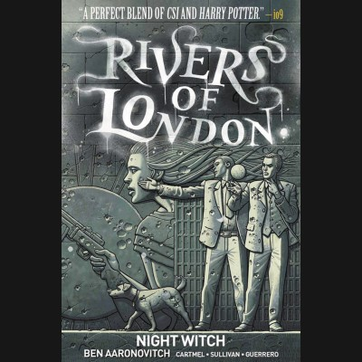 RIVERS OF LONDON NIGHT WITCH GRAPHIC NOVEL