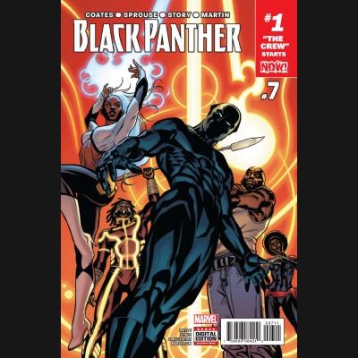 BLACK PANTHER VOLUME 6 #7