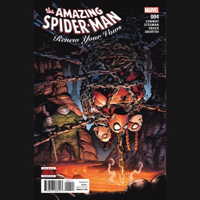 AMAZING SPIDER-MAN RENEW YOUR VOWS #4 (2016 SERIES)