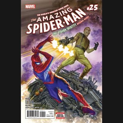 AMAZING SPIDER-MAN #25 (2015 SERIES)