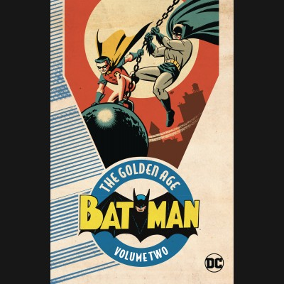 BATMAN THE GOLDEN AGE VOLUME 2 GRAPHIC NOVEL