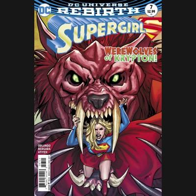 SUPERGIRL #7 (2016 SERIES)