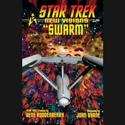STAR TREK NEW VISIONS SPECIAL SWARM