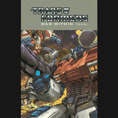 TRANSFORMERS WAR WITHIN OMNIBUS GRAPHIC NOVEL
