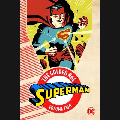 SUPERMAN THE GOLDEN AGE VOLUME 2 GRAPHIC NOVEL
