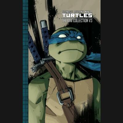 TEENAGE MUTANT NINJA TURTLES ONGOING COLLECTION VOLUME 3 HARDCOVER
