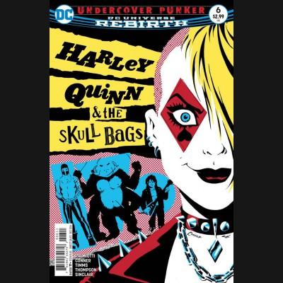 HARLEY QUINN VOLUME 3 #6