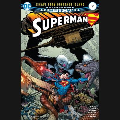 SUPERMAN VOLUME 5 #9