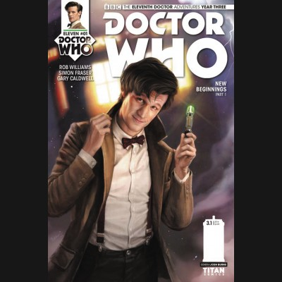 DOCTOR WHO 11TH YEAR THREE #1
