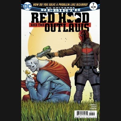 RED HOOD AND THE OUTLAWS #7 (2016 SERIES)
