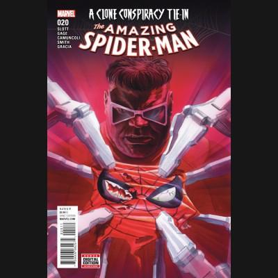 AMAZING SPIDER-MAN VOLUME 4 #20