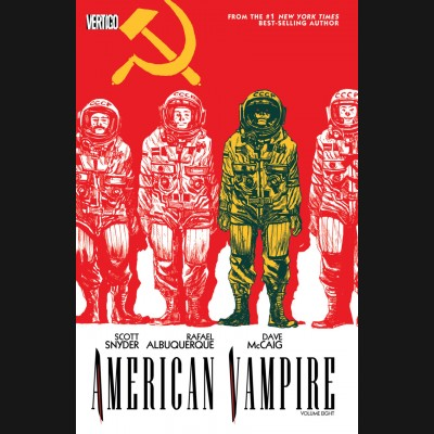 AMERICAN VAMPIRE VOLUME 8 GRAPHIC NOVEL