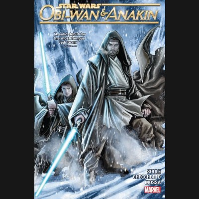 STAR WARS OBI-WAN AND ANAKIN GRAPHIC NOVEL