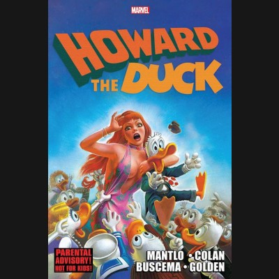 HOWARD THE DUCK COMPLETE COLLECTION VOLUME 3 GRAPHIC NOVEL