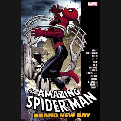 SPIDER-MAN BRAND NEW DAY COMPLETE COLLECTION VOLUME 2 GRAPHIC NOVEL
