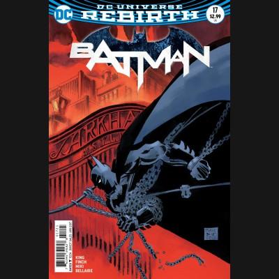 BATMAN #17 VARIANT EDITION (2016 SERIES)