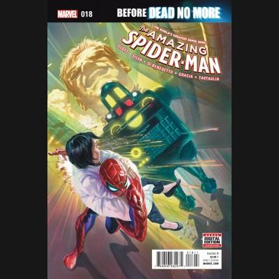 AMAZING SPIDER-MAN VOLUME 4 #18