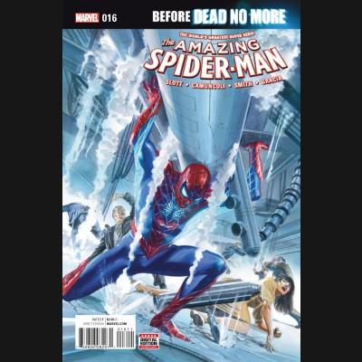 AMAZING SPIDER-MAN VOLUME 4 #16