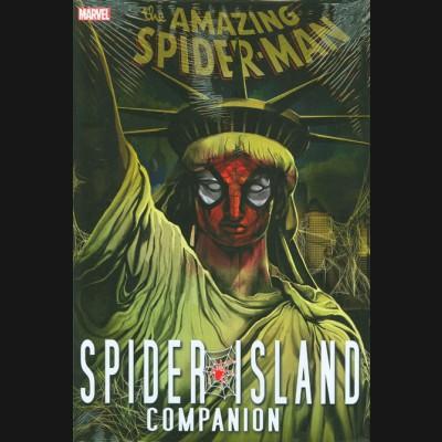 SPIDER-MAN SPIDER-ISLAND COMPANION HARDCOVER