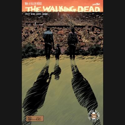 WALKING DEAD #164