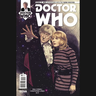DOCTOR WHO 3RD #2