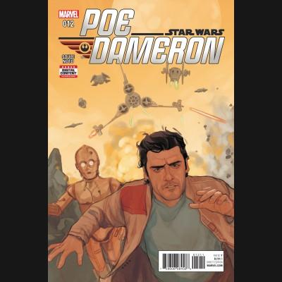 STAR WARS POE DAMERON #12