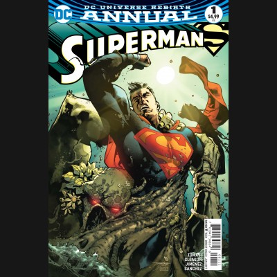 SUPERMAN VOLUME 5 ANNUAL #1