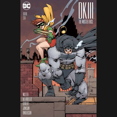 DARK KNIGHT III MASTER RACE #6 CAMUNCOLI 1 IN 10 INCENTIVE VARIANT EDITION