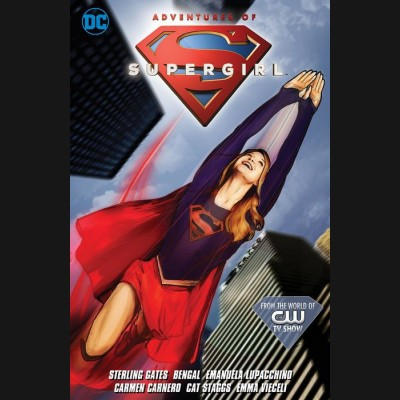ADVENTURES OF SUPERGIRL GRAPHIC NOVEL