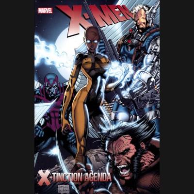 X-MEN X-TINCTION AGENDA GRAPHIC NOVEL