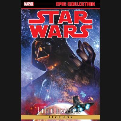 STAR WARS LEGENDS EPIC COLLECTION EMPIRE VOLUME 3 GRAPHIC NOVEL